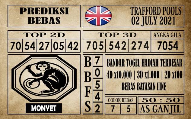 Prediksi Trafford Pools Hari Ini 02 Juli 2021