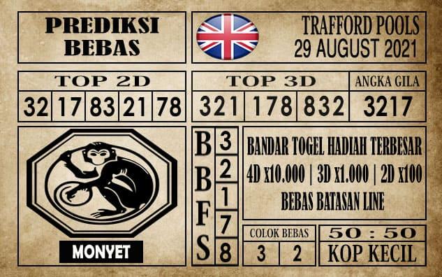 Prediksi Trafford Pools Hari Ini 29 Agustus 2021
