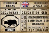 Prediksi Trafford Pools Hari Ini 30 Agustus 2021