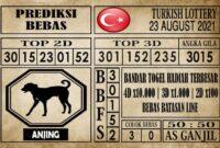 Prediksi Turkish Lottery Hari Ini 23 Agustus 2021