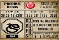 Prediksi Turkish Lottery Hari Ini 21 Agustus 2021